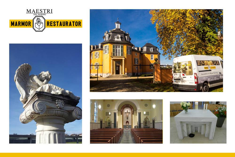 Denkmal-Restaurierung