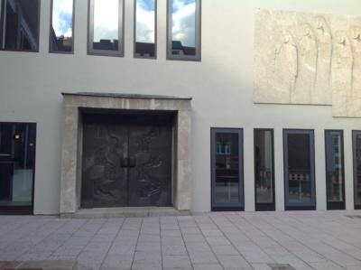 Restaurierung Außenfassade